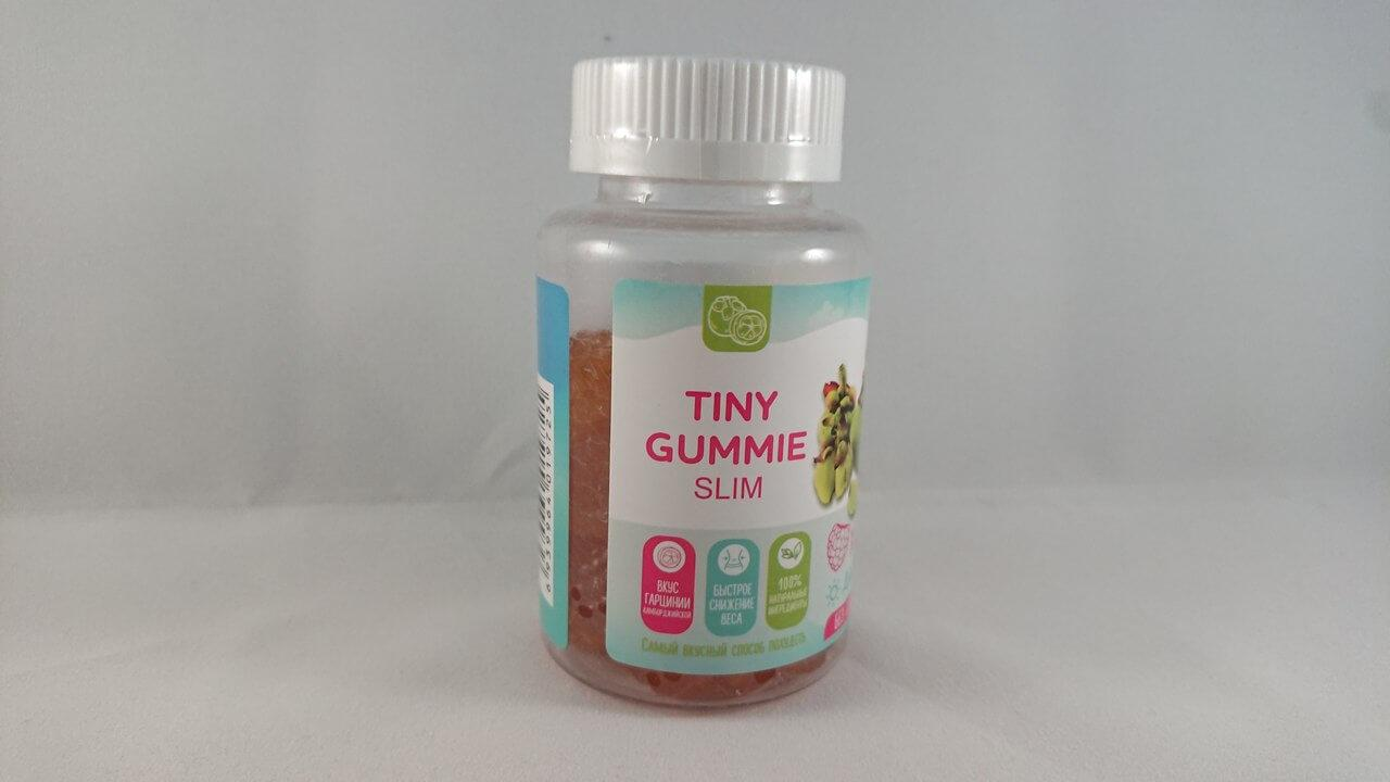 tiny gummy slim заказать в Кургане